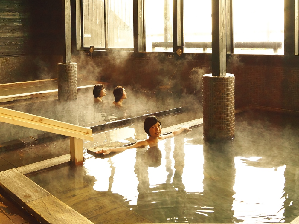 【湯巡り】3つの温浴施設で湯浴みを楽しめるお得な湯めぐりチケット販売中!