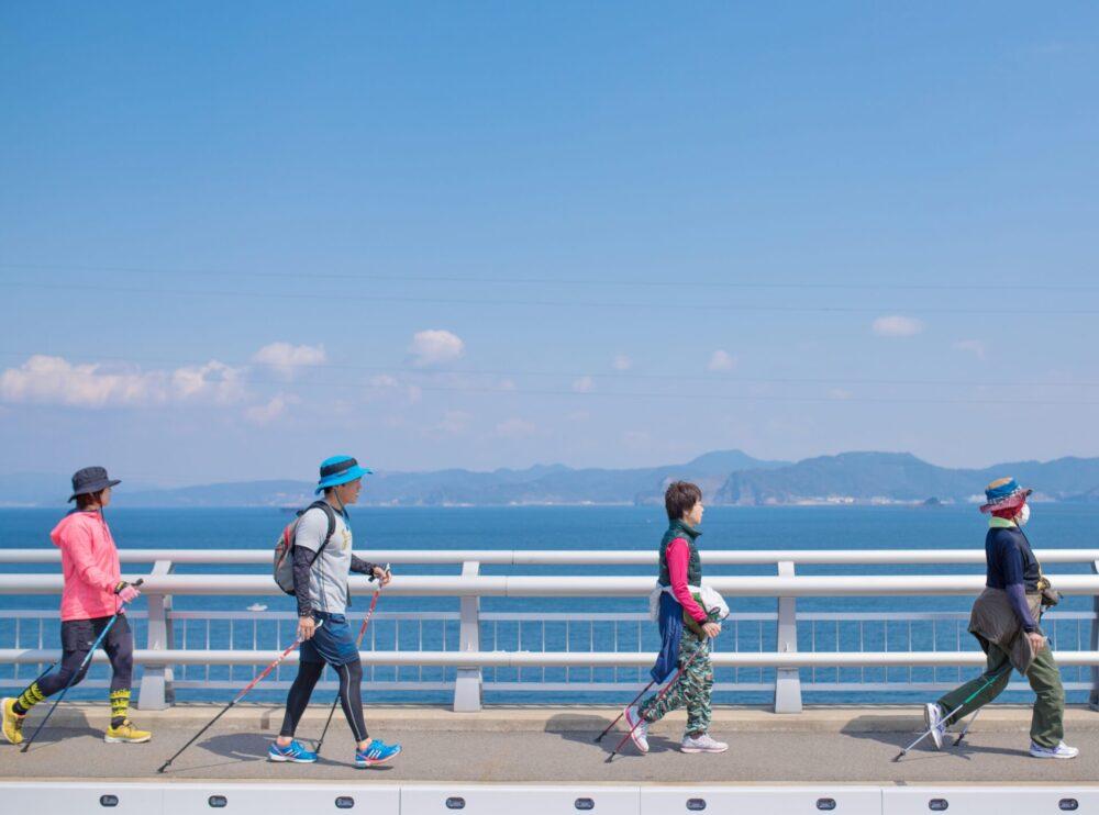#しまフェス【中止決定】【3/28(日)】アイランドウォーキングで島を巡ろう!